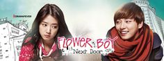 Flower Boy Next Door. Oh my goodness, this show is such a hoot. Hilarious and gets to the heart of matters without being sappy or melo. SO GOOD. Highly recommended. (At least as far as episode 8 goes. Haven't gotten farther yet because they haven't released the rest of the show.) VERY well characterized/plotted. Pacing zips along. EDIT: I finished it and it kept up the pacing and great characterization till the end, though it did get just a touch melo there for a while.
