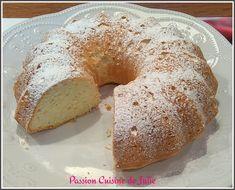 Gâteau Neige aux blancs d'œufs