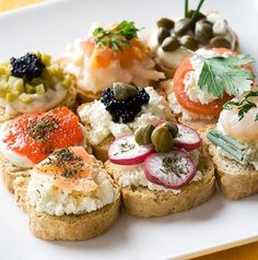38 Tea #Sandwiches That Are #Tiny, but #Delicious ...