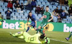 Getafe y Eibar empatan alejándose de su objetivo