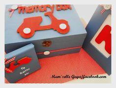 Memory box, baby gift. Δωρακι για νεογεννητο