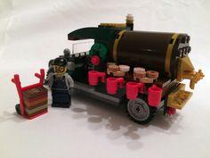 Winter Village Chocolate Factory | par mouseketeer111