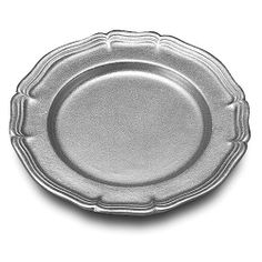 Wilton Armetale Country French Salad Plate, Round, 9-Inch by Wilton Armetale. Save 30 Off!. $29.99. With proper care your Wilton Armetale treasures can last a lifetime. Hand wash with mild soap and hot water; towel dry. Measures 9-inch by 9-inch by 1-inch. Wilton Armetale Country French Salad Plate, designed for decorative and practical use. Made of 100% recycled, food-safe, aluminum-based alloy metal, will not rust, break, crack, or chip under normal usage. WILTON ARMETALE offers a c...