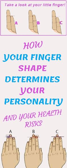How Your Finger Shape Determines Your Personality (And Your Health Risks) – Health Awareness Media Natural Health Tips, Natural Health Remedies, Health And Beauty Tips, Natural Skin, Holistic Remedies, Natural Sleep, Health Advice, You Are Strong, The Way You Are