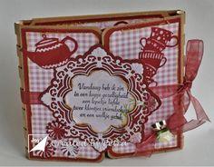 Fancy Fold Cards, Folded Cards, Scrapbook, My Love, Frame, Big Shot, How To Make, Crafts, Tutorials