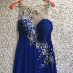 Spotted while shopping on Poshmark: Mori Lee formal!! #poshmark #fashion #shopping #style #Mori Lee #Dresses & Skirts