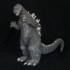 See the whole review of the X-Plus Godzilla 1964 at KaijuAddicts.com! Godzilla Suit, Godzilla Toys, Big G, Japanese Monster, Vinyl Figures, North America, Sculpting, My Photos, Poses