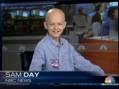 sam day gets to meet brian williams