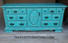turquoise bedroom furniture | ... photos of bedroom furniture in our Bedroom Transformations album