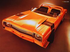 ◆1964 Plymouth Road Runner Concept Car◆