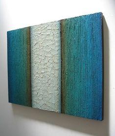 MODERN TEXTURED wall art abstract painting wall hanging art decor acrylic…