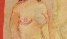 seins dans une galerie à Paris, rue racine