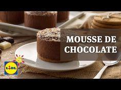 YouTube Lidl, Chocolate Blanco, Pudding, Cake, Desserts, Youtube, Food, Babydoll Sheep, Melted Chocolate
