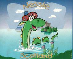 nessie cartoon - Sök på Google