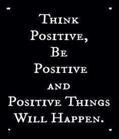 Positive = Positive, it is that simple! You can never achieve something that adds value to your life without it.