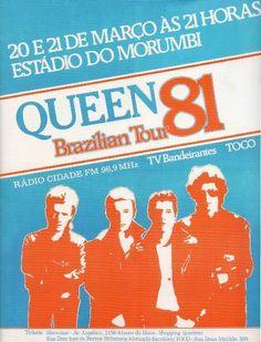 queen gig poster - Google-haku