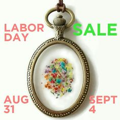 50%OFF!!! Celebrate Labor Day with a gift from Nature!