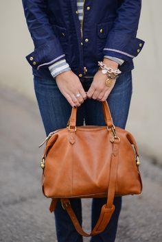 Sharing My Sole - Madewell Bag