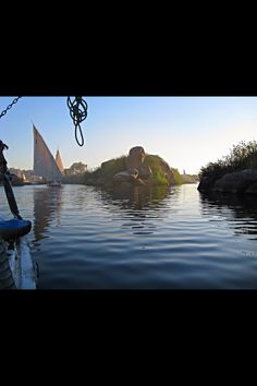 Island of elephantine , Egypt.