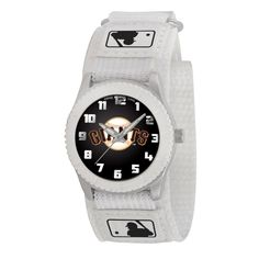 San Francisco Giants MLB Kids Rookie Series Watch (White)