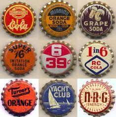Capped Vintage Graphics   The Bottle Cap Man graphics
