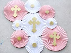 Resultado de imagen para first communion decorations