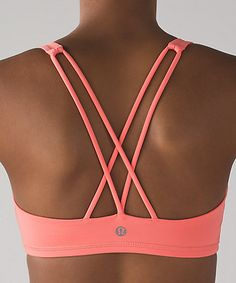 The lululemon Free To Be Bra is a lightweight bra designed with the small-busted yoga enthusiast in mind.