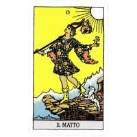 #TAROT COLECCION Albano Waite (Italiano) (Sca)