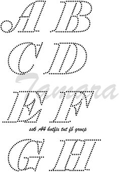 String Art Templates, String Art Tutorials, String Art Patterns, String Letters, Alphabet Stencils, Prego, Paper Embroidery, Letter A Crafts, Templates Printable Free