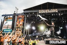 Gallery | Download Festival | 2014 | Highlights