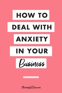 6 ways to stop those anxious thoughts in your business. Moving forward with more clarity + creativity in your business has never been easier. #entrepreneurmindset #selfcaretips #mentalhealth #selfcareideas #businesstips