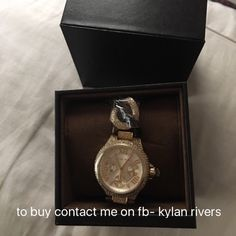 For Sale: Mk Watch  for $220