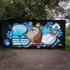 Roo in UK, 2020 Street Art London, Cosmos, Graffiti, Horror, Pictures, Inspiration, Photos, Biblical Inspiration, Space