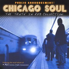 Chicago soul arose in 1960s and came from the city of Chicago and was influenced by black gospel soul #BlackMusicMonth