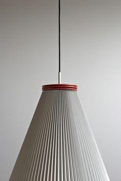 White HARMONICA lamp by FLAPO
