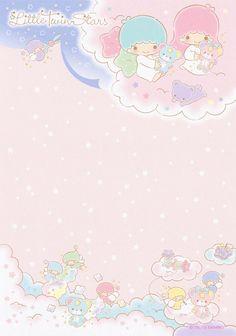 Sanrio Little Twin Stars Memo (2015)