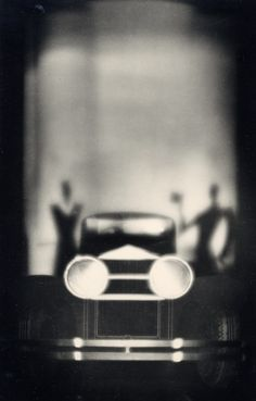 Francois Kollar - Abstraction automobile