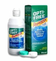 Płyn pielęgnacyjny do czyszczenia soczewek OPTI-FREE Express 355 ml - Alcon Shampoo, Personal Care, Cleaning, Free, Awesome, Self Care, Personal Hygiene, Home Cleaning