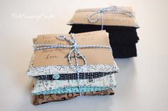 Neck warmer rice bags for an end of the year teacher gift
