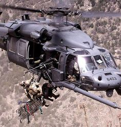 """""""That Others May Live"""" - USAF Pararescue"""