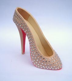 Louboutin sugar shoe