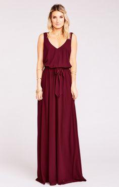 2231a2d4c62 15 Best merlot bridesmaid dresses images
