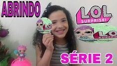 Vídeo novo no meu canal no YouTube  #lol #lolsurprise #abrindolol #youtuberskids #canaiskidsbr #cassiane #cassianevital