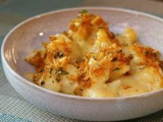 Your Diet Diva - Lose Weight Fast: Cauliflower Macaroni and Cheese.  Whole family loved it.