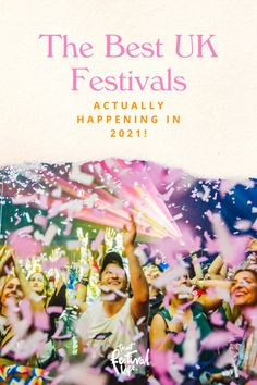 The Best UK Festivals Happening in 2021 - That Festival Life Blog Uk Festivals, Camp Bestival, Underground Music, Field Day, Green Man, Dance The Night Away, Electronic Music, Festival Fashion, Shit Happens