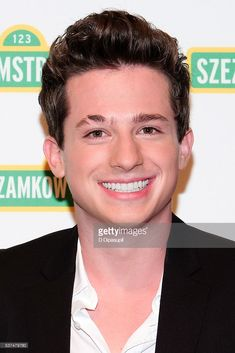 Charlie Puth attends the annual Sesame Workshop Gala at Cipriani Street on June 2016 in New York City. Charlie Puth, The Power Of Music, King Of Music, Photo Star, American Singers, Record Producer, To My Future Husband, Shawn Mendes, Funny Pictures