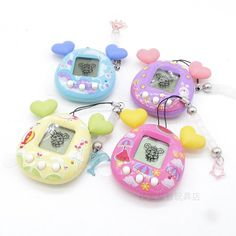 5 colors 90s nostalgic 49 pets in one virtual cyber pet toy funny Tamagotchi electronic pets toys gift JK413