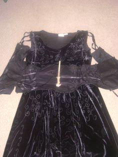 Bellatrix Lestrange Costume   •  Make a full costume in under 180 minutes