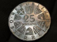 Osterreich Republik - 25 Schilling Sign up at…