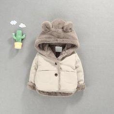 KONFA Toddler Baby Girls Boys Cartoon Fox Print Hoodie+Romper+Pants,Suitable For 0-24 Months,3Pcs Outfits Set